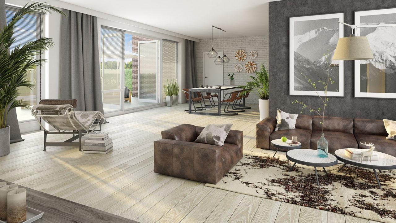 Choro 3d visualisatie bureau top kwaliteit artist for 3d interieur ontwerp